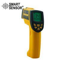 希玛AR862A+手持式工业红外线测温仪 高精度测温枪 非接触温度计