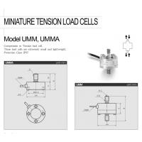 长期供应UMM-200KG 称重传感器 韩国dacell
