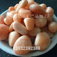厂家供应五彩石子 胶粘石 水磨石骨料 水洗石子 鱼缸石 机制卵石