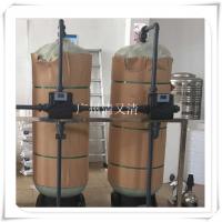 西峡县直供8吨每小时全自动软化水设备锅炉钠离子离子交换器软水过滤器清又清制造