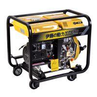 5kw底油耗柴油发电机三相电启动