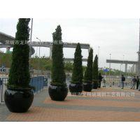 特价热销商场美陈组合花箱 玻璃钢梯形花盆花器 种植花槽