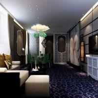 工程装修墙纸酒店KTV咖啡馆酒吧餐厅定制 ktv壁画深圳生产厂家