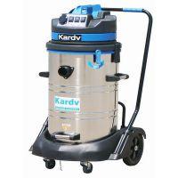 大型工厂车间用手推式吸尘器|凯德威DL-3078S|工业强力吸尘吸水机