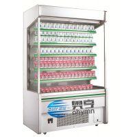牛奶立风柜,鲜奶酸奶保鲜冷藏,进口高档饮料风幕柜,711、全家Family便利店指定风幕柜,广东广州