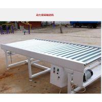 动力滚筒流水线/滚筒输送机/物流输送机/动力滚筒输送机/皮带输送线