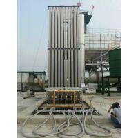 煤改气设备 天然气调压撬 液化天然气气化设备 空温式汽化器