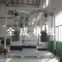 中山全成机械铝模板抛丸机表面处理