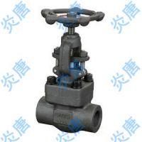 供应J61H电站焊接截止阀 上海炎唐