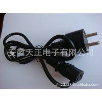 供应1.5米三极插头电源线
