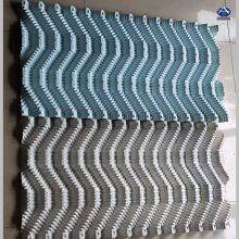 冷却塔维修价格,冷却塔填料更换价格,冷却塔填料参数,PVC填料格