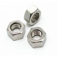 金聚进 供应不锈钢六角螺母 GB6170 国标螺母 M6M8M10M12M14M16