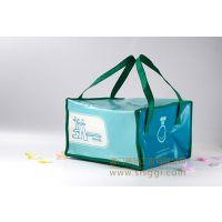厦门彩印冰袋覆膜保温袋购物手提袋厂家
