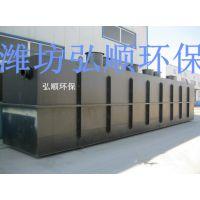 赣州卫生服务中心污水装置运输方便,弘顺创卫大促