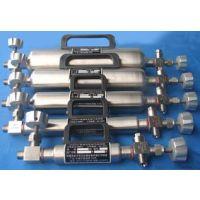 高温气体采样器(316L材料) 100ml 型号:JN3001H