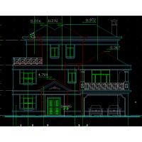 奢华大气带地下室三层半东南亚别墅设计图15.1x16.3米