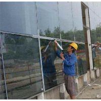 供应深圳广州佛山玻璃外墙玻璃换胶打胶幕墙补漏高盛玻璃幕墙