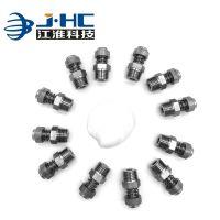316 304不锈钢弹簧消声器 消声器节流阀1 2 3 4 分 弹簧可调节