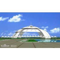 益阳游泳池膜结构、衡阳汽车停车棚、高尔夫发球台屋顶膜结构制作安装加工