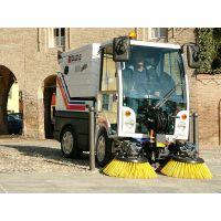 意大利道路宝Dulevo 850mini市政环卫汽油驱动扫地车 道路清扫车
