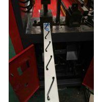 厂家定做数控高速液压冲孔机 厚壁管镀锌管切弧口机