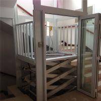 家用液压升降机 残疾人液压升降平台 家用简易电梯