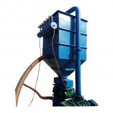 简易式的粮食输送设备 多功能的气力吸粮机 全国供应