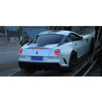 深圳到长沙小轿车托运-私家车托运公司