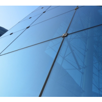 供应湖南幕墙玻璃 长沙 岳阳 衡阳璃 邵阳幕墙玻璃 特纳江玻供应