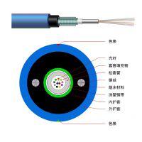 深圳耐斯龙厂家直供4芯多模矿用阻燃光缆MGXTWV-4A1a 可定制