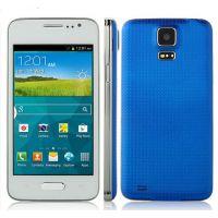 外贸出口批发低价4寸迷你 WIFI 安卓智能4.2 双卡双待手机可oem