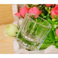 美甲工具 水晶杯 八角水晶杯 水晶玻璃杯 美甲水晶杯