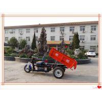 北京市锦旺牌48V150AH橙色电动自卸车载重1吨货物