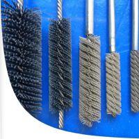 无锡五金工具刷管道研磨刷扭线刷高密度管道刷磨料丝管道刷