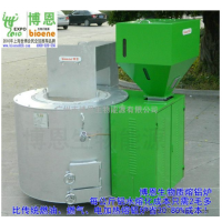 供应上海南汇【博恩bioene】500公斤生物质熔铝炉 节能环保颗粒炉,节省30-60%的燃料成本
