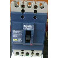施耐德EZD100E3040(3P)塑壳断路器