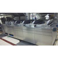 供应大型快速自动煮面机 北京益友连续式煮面线技术参数 多功能面条机