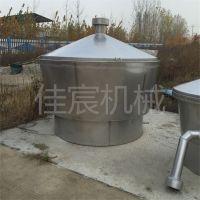 JC-130型白酒设备价格 佳宸全套酿酒设备定做 冷却器