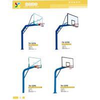 童年风车球场配套器材篮球架厂家批发 郴州小区/球场埋地式篮球架安装
