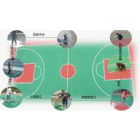 丰顺新农村篮球场承建 为家乡好出力做丙烯酸篮球场供大家玩乐 柏克体育