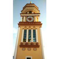 提供定制康巴丝室外建筑大钟景观塔钟kts-15型