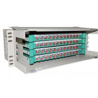 【普天】光纤配线架 GXF-LC 48芯 ODF 光纤单元箱 配线箱 满配
