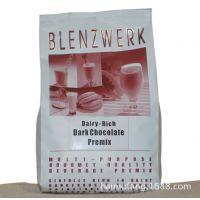 高端饮料预调粉,马来西亚原装进口黑可可粉,量大价优,包运费