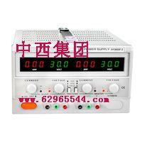直流稳压电源 型号:SYH4-HY3002F-2