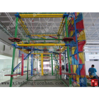 沧州鑫盛拓展器械 厂家直销批发 户外儿童训练器械一套 儿童拓展项目