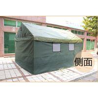 齐鲁帆布帐篷蓬厂 户外施工帐篷厂 民用住人帐篷 厂家直销