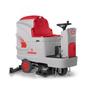 河北供应意大利高美Innova 85 B 电瓶驱动驾驶式全自动洗地机,欧洁洗地机