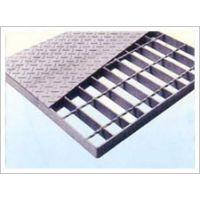 山东热镀锌钢格板尺寸订做 热镀锌钢格板厂家