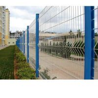 折弯护栏的折弯位置_折弯护栏网的安装方法_唯佳金属网折弯护栏网厂