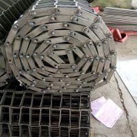 乾德机械厂价直销 不锈钢长城网带 速冻食品链片式网带